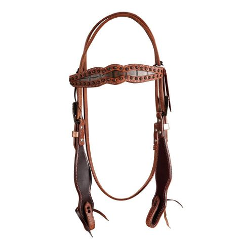 Cooper Pedy Headstall - FOR20-0074
