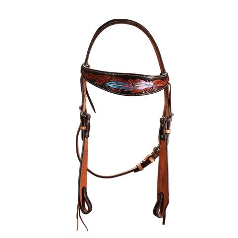 Apache Headstall - FOR20-0071