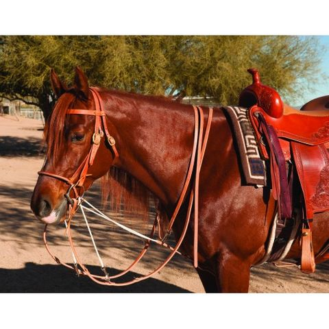 AD German Martingale Single Rein - SCH8060