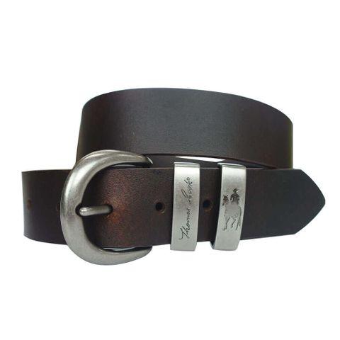 Men's Silver Keeper Belt - TCP1926BEL443