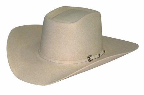 6X Silverbelly Red Rock Cowboy Hat - 6XFTSILVER