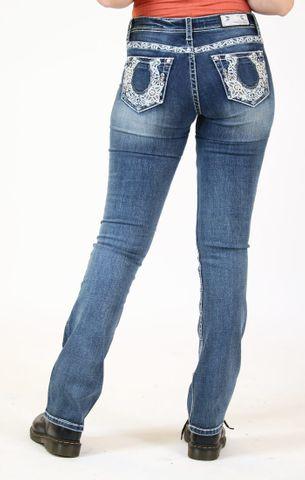 Women's Horseshoe Jean - EB81563