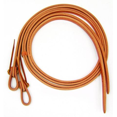 Shutz Split Harness 5/8 Leather Reins - SCH7062