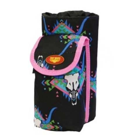 Bottle Saddle Bag with Pouch - BAG2804 SK