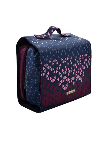 Women's Fold Out Cosmetic Bag - T1W2948COS