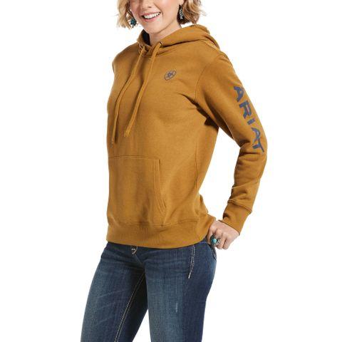 Women's REAL Arm Logo Hoodie - 10033137