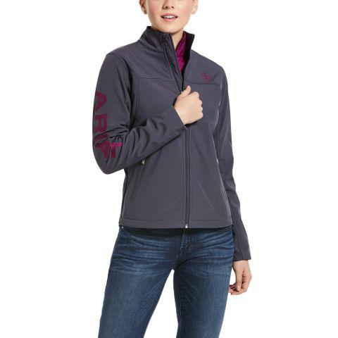 Women's Team Softshell Jacket - 10032694