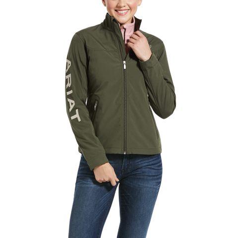 Women's Team Softshell Jacket - 10032690