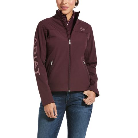 Women's Team Softshell Jacket - 10032693