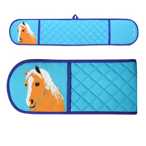 Horse Double Oven Glove - TCP2913096 176