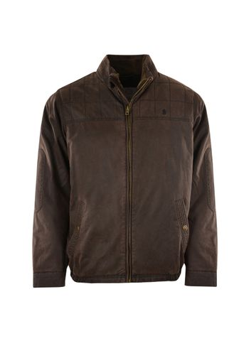 Men's Becker Faux Oilskin Jacket - T1W1700043