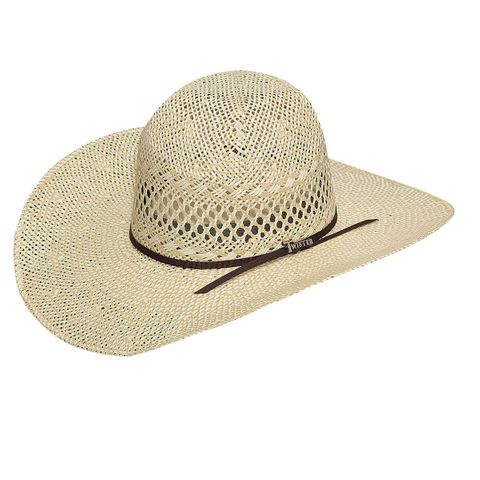 Twisted Weave Straw Cowboy Hat - T71618