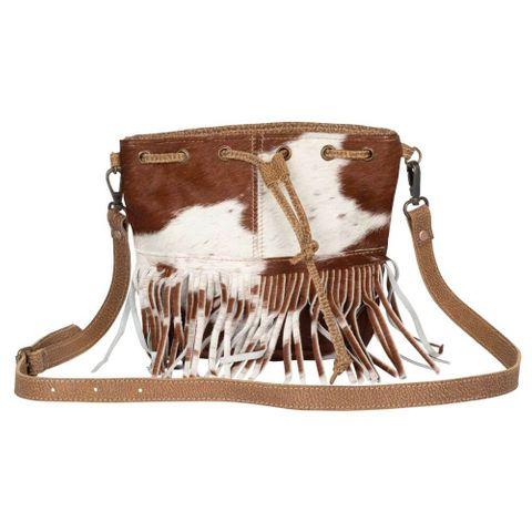 Women's Funky Fringe Handbag - S-2136