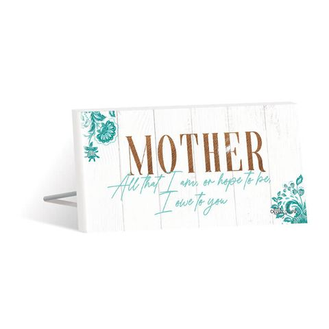 Country Mother Sentiment Plaque - KBD-1932