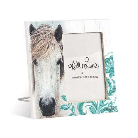 Country Horse Photo Frame - KBD-1919