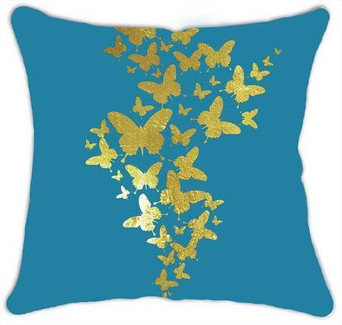 Butterflies Cushion - ARH-0043