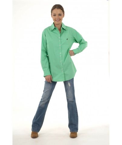 Women's Xar Series L/S Shirt - W21MINT