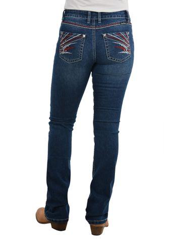 Women's Steph Boot Cut Jean - PCP2208424