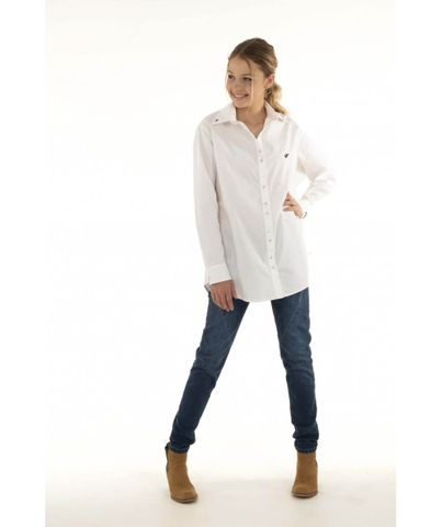 Women's Xar Series L/S Shirt - W21WHT
