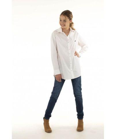 Women's Xar Series L/S Shirt - W21WHT