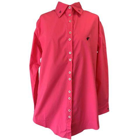 Women's Xar Series L/S Shirt - W21HPNK