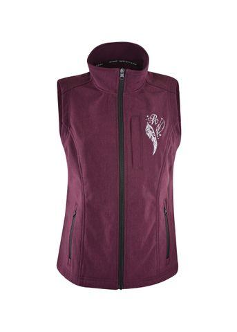 Women's Angela Softshell Vest - P1W2603431
