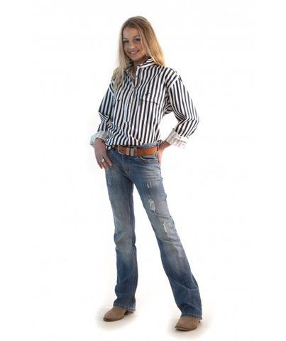 Women's Bool Lagoon L/S Shirt - W03DBL