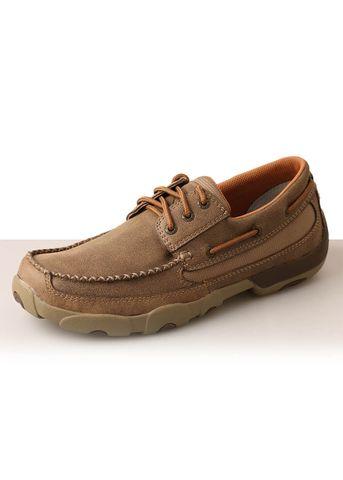 Men's Lace Up Boat Shoe - TCMDM0023