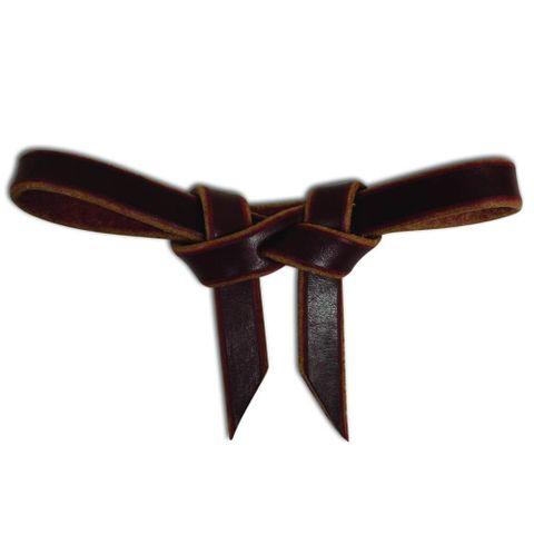 Schutz AD Bow Tie Snaffle Curb Latigo - SCH9205