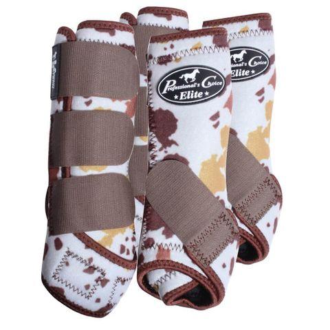 VenTECH Elite Front Boots Value 4 Pack - PRC1536CWH