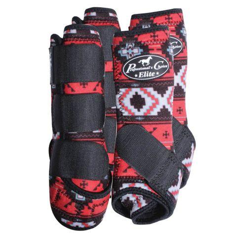 VenTECH Elite Front Boots Value 4 Pack - PRC1536FRB