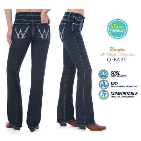 Q Baby-Booty Up Ultimate Riding Jean - WCV20DW34