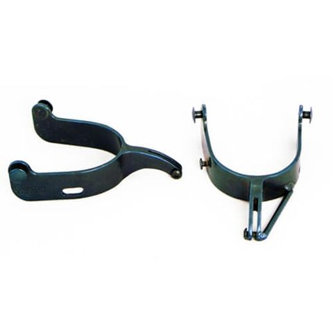 Etbauer Saddle Bronc Spurs - 600-SBE