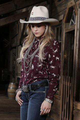 Rosie L/S Shirt - CTW7245002