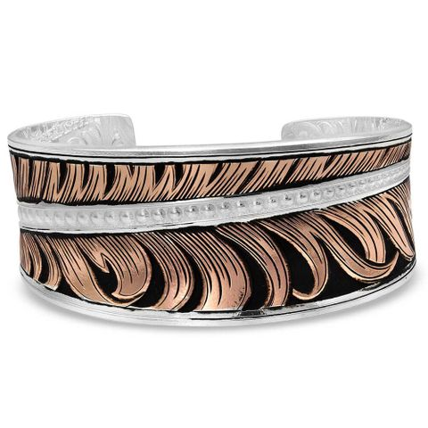 Hope's Feather Cuff - BC4081RG
