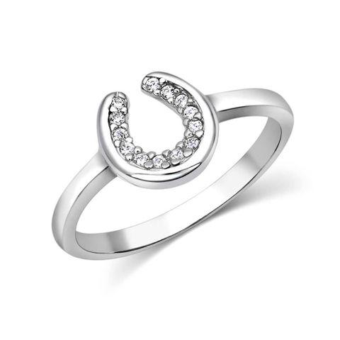 Horseshoe Sparkles Ring - RG4172