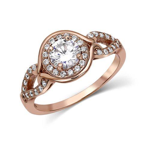 Rose Gold Bella Nova Ring - RG152RG