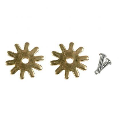 Spur Rowels with Screws - SPURROL2