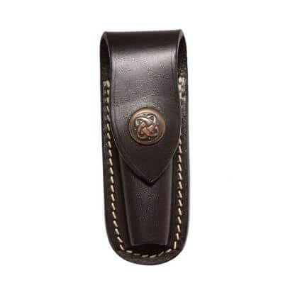 Upright Leather Knife Pouch - KN101