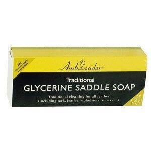 Glycerine Saddle Soap - LTD4588