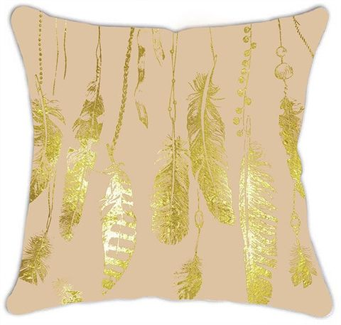 Feathers Cushion - KRH-0041