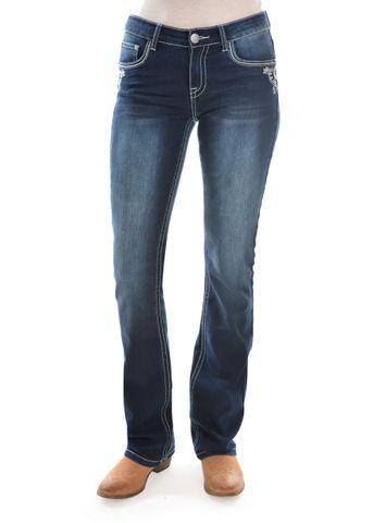 Rosie Boot Cut Jean - PCP2208315