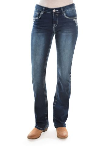 Rosie Boot Cut Jean - PCP2208315