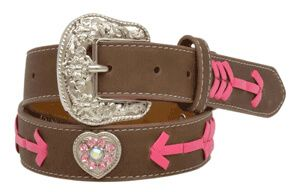 Arrow & Heart Belt - DA5272