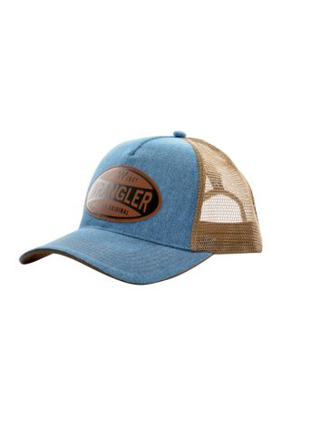 Denim Trucker Cap - X0W1991CAPU38