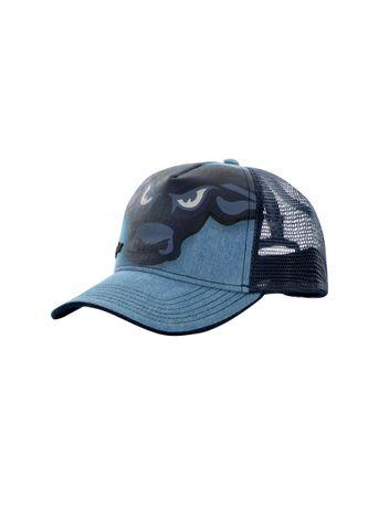 Denim Trucker Cap - X0W3991CAPU38