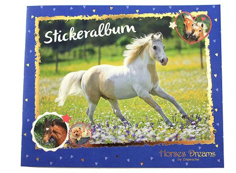 Sticker Album - 044448-A