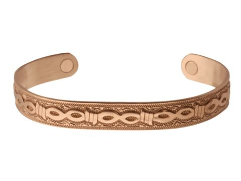 Copper Barb Magnetic Bracelet - 546