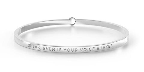 Speak Even If Your Voice Shakes - SPEAK EVEN IF SIL
