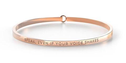 Speak Even If Your Voice Shakes - SPEAK EVEN IF RG